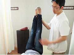 検査と治療内容の説明(約10分)